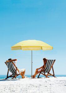 Guarda-sol anti raios UV