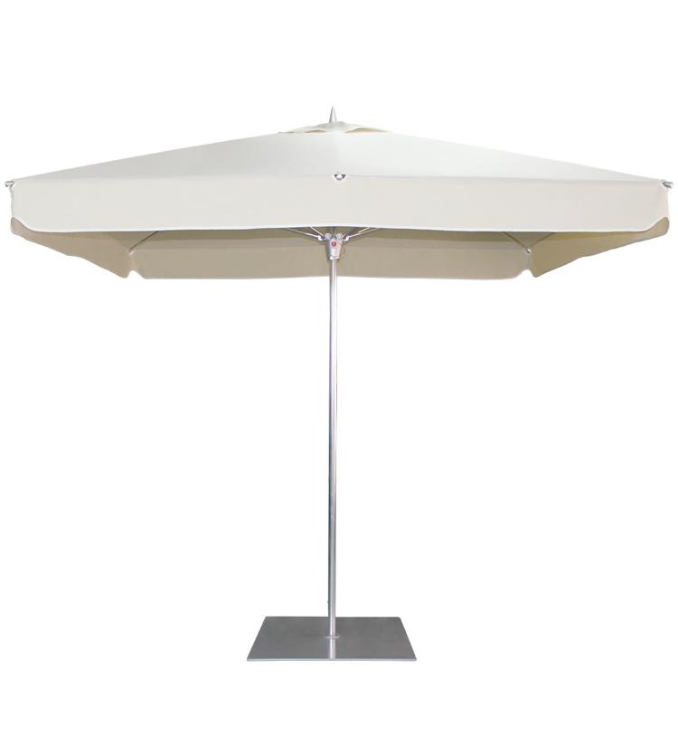 Guarda-Sol quadrado impermeável c/ capa proteção